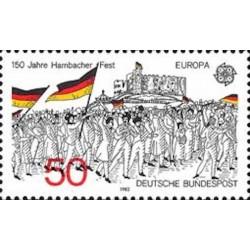 Allemagne fédérale N° 0962 N**