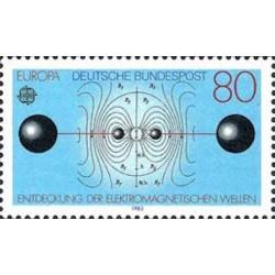 Allemagne fédérale N° 1008 N**