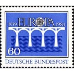 Allemagne fédérale N° 1042 N**