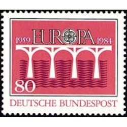 Allemagne fédérale N° 1043 N**