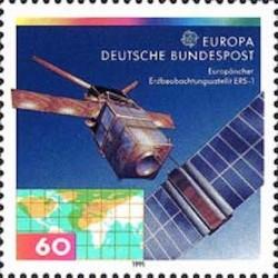Allemagne fédérale N° 1358 N**