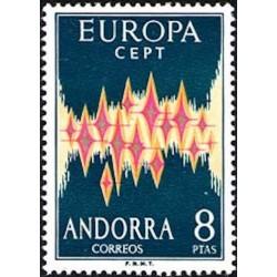 Andorre espagnol N° 0064A N**