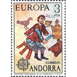 Andorre espagnol N° 0089 N**