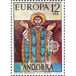Andorre espagnol N° 0090 N**