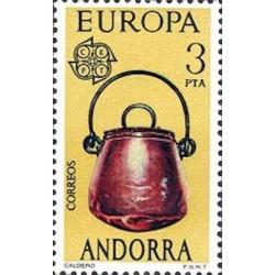 Andorre espagnol N° 0094 N**