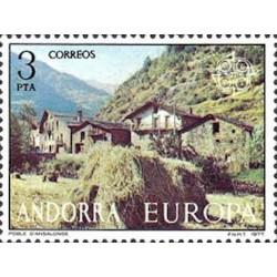 Andorre espagnol N° 0100 N**