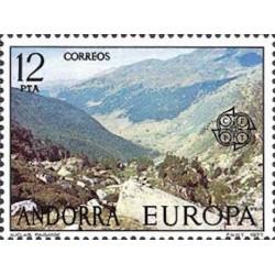 Andorre espagnol N° 0101 N**