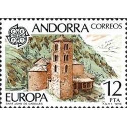 Andorre espagnol N° 0109 N**