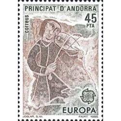 Andorre espagnol N° 0173 N**