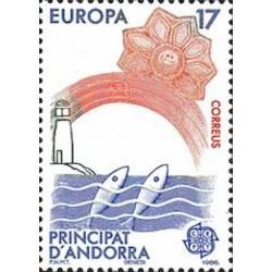 Andorre espagnol N° 0178 N**