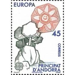 Andorre espagnol N° 0179 N**