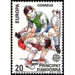 Andorre espagnol N° 0199 N**