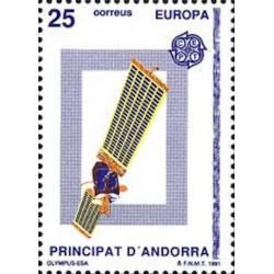 Andorre espagnol N° 0211 N**