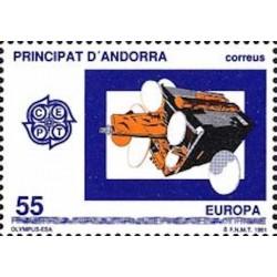 Andorre espagnol N° 0212 N**