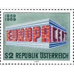 Autriche N° 1121 N**