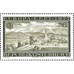 Autriche N° 1383 N**