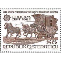 Autriche N° 1541 N**