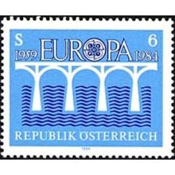 Autriche N° 1601 N**