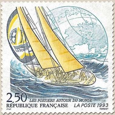 FR N° 2789 Oblitere