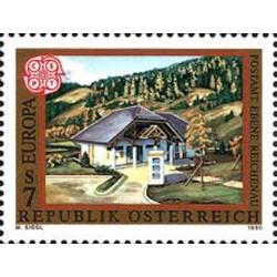 Autriche N° 1817 N**