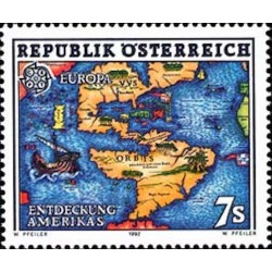 Autriche N° 1891 N**