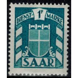 Sarre Service N°  29 Neuf **
