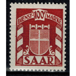 Sarre Service N°  38 Neuf **