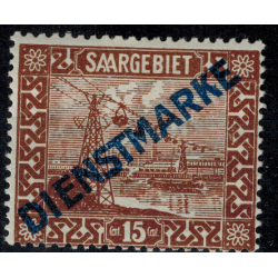 Sarre Service N°  04 Neuf *