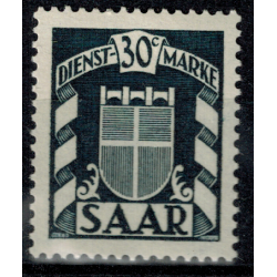 Sarre Service N°  28 Neuf *