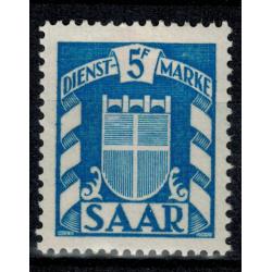 Sarre Service N°  31 Neuf *