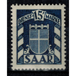 Sarre Service N°  34 Neuf *