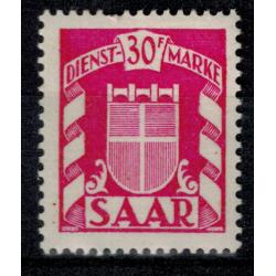 Sarre Service N°  36 Neuf *