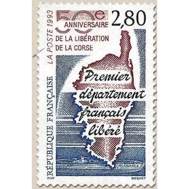 FR N° 2829 Oblitere