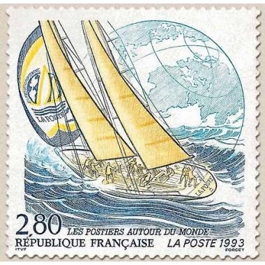 FR N° 2831 Oblitere