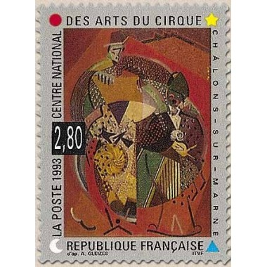 FR N° 2833 Oblitere