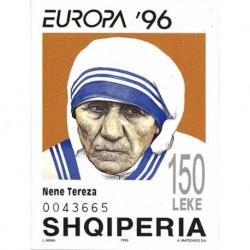 Albanie N° Bloc 0083 N**
