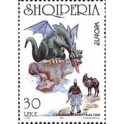 Albanie N° 2384 N**