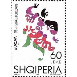 Albanie N° 2412 N**
