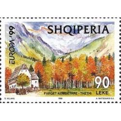 Albanie N° 2446 N**
