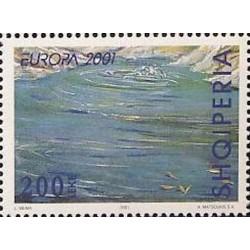 Albanie N° 2540 N**