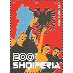 Albanie N° 2832 N**