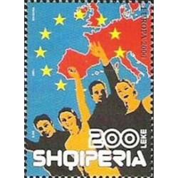 Albanie N° 2833 N**