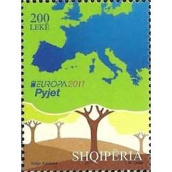 Albanie N° 3051 N**