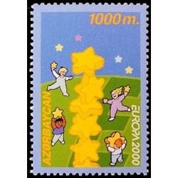 Azerbaidjan N° 0393 N**
