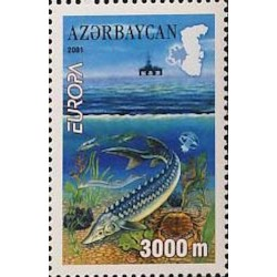 Azerbaidjan N° 0418 N**