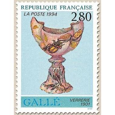 FR N° 2854 Oblitere