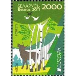 Biélorussie N° 0732 N**