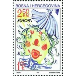 Bosnie-Herzégovine N° 0372 N**