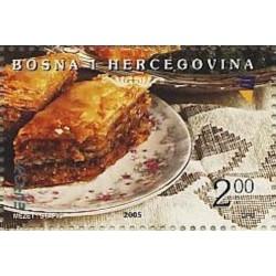 Bosnie-Herzégovine N° 0476 N**
