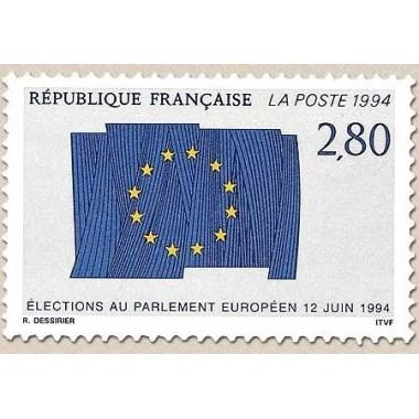 FR N° 2860 Oblitere